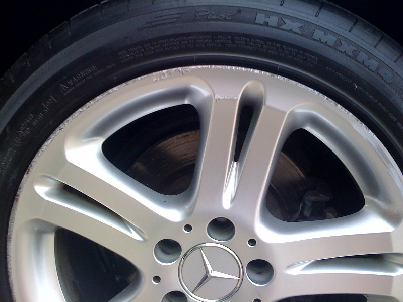 Benz Before